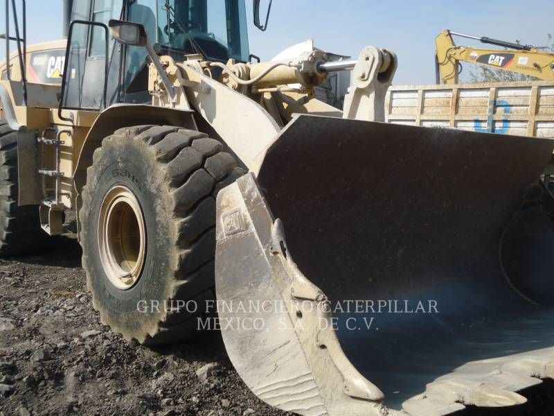 Caterpillar ÎNCĂRCĂTOARE PE ROŢI/PORTSCULE INTEGRATE 966 H equipment  photo 3
