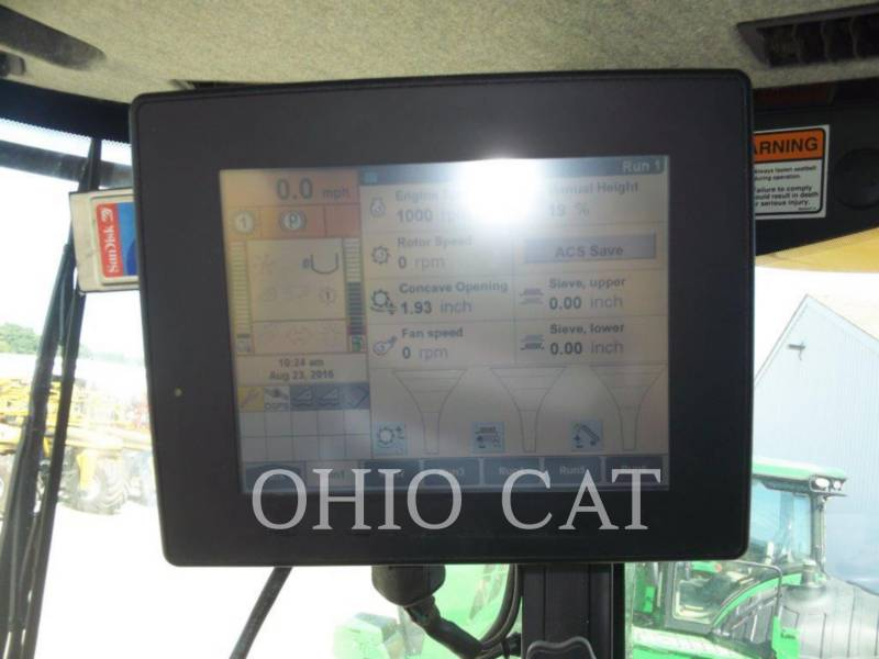 CASE/NEW HOLLAND COMBINES CR9040 equipment  photo 13