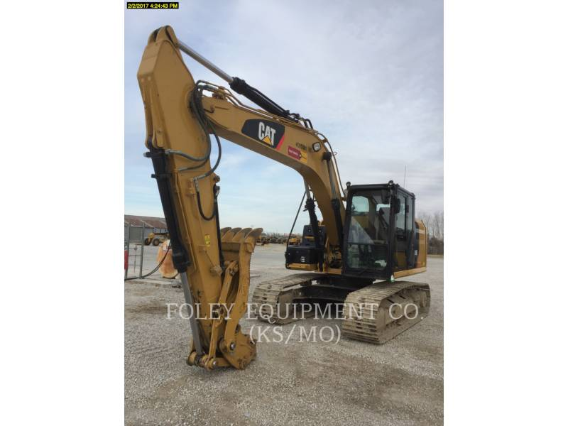 CATERPILLAR トラック油圧ショベル 316EL9 equipment  photo 1