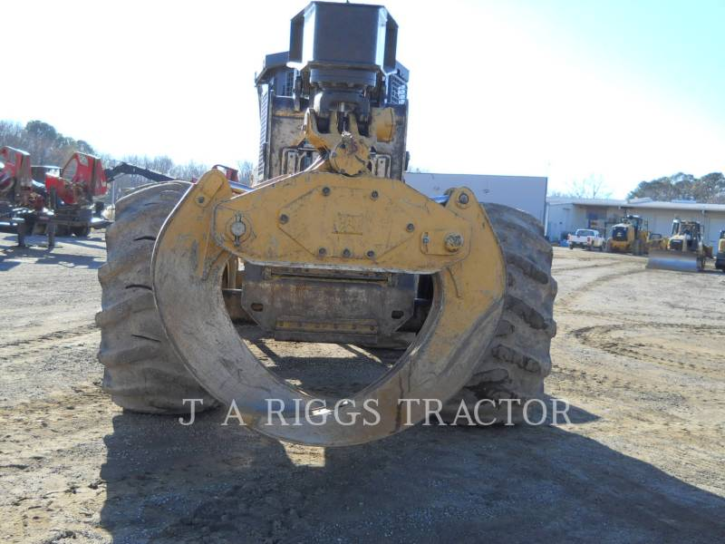 CATERPILLAR 林業 - スキッダ 545D DF equipment  photo 4