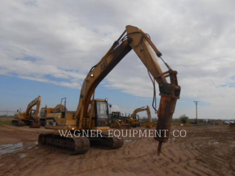 CATERPILLAR TRACK EXCAVATORS 320L HMR equipment  photo 3