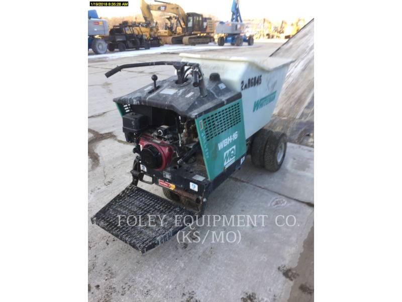 MULTIQUIP CONCRETE EQUIPMENT WBH-16 equipment  photo 2
