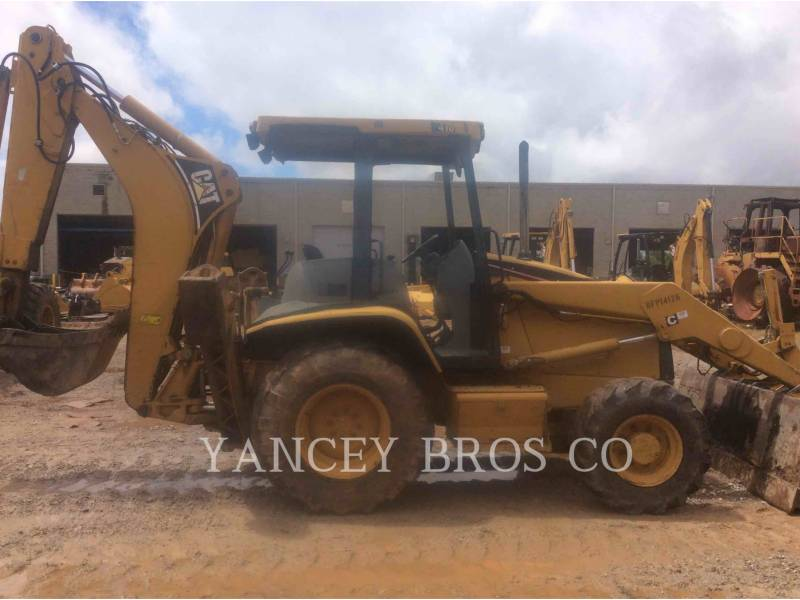 CATERPILLAR SKID STEER LOADERS 416D equipment  photo 5
