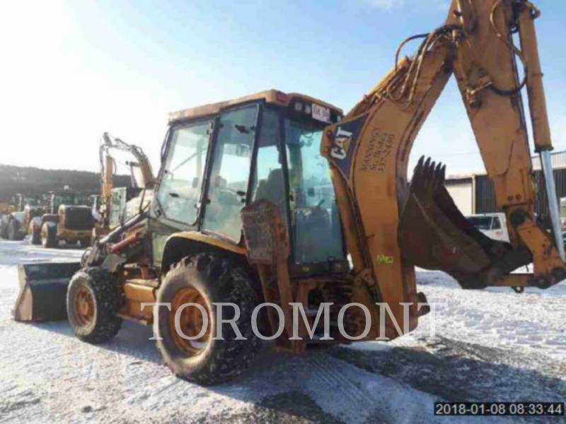 CATERPILLAR CHARGEUSES-PELLETEUSES 420D equipment  photo 3