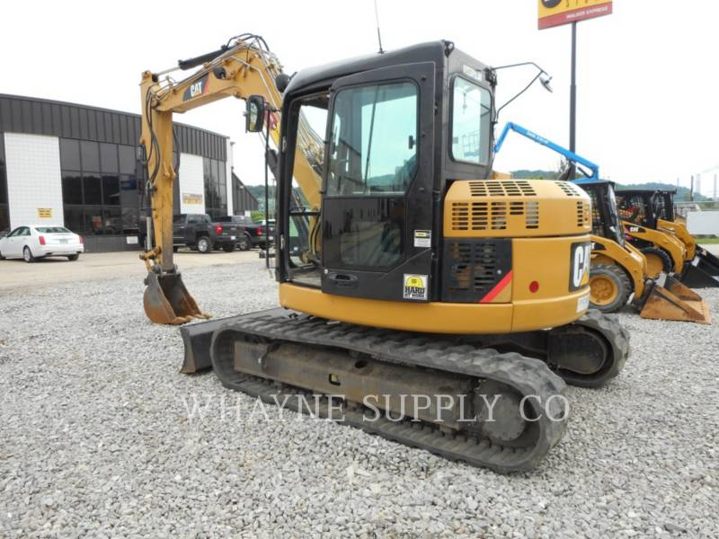 CATERPILLAR TRACK EXCAVATORS 308DSBRBTK equipment  photo 2