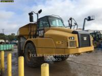 Caterpillar CAMIOANE ARTICULATE 745C equipment  photo 2