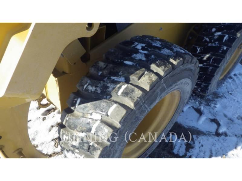 Caterpillar MINIÎNCĂRCĂTOARE RIGIDE MULTIFUNCŢIONALE 236DLRC equipment  photo 9