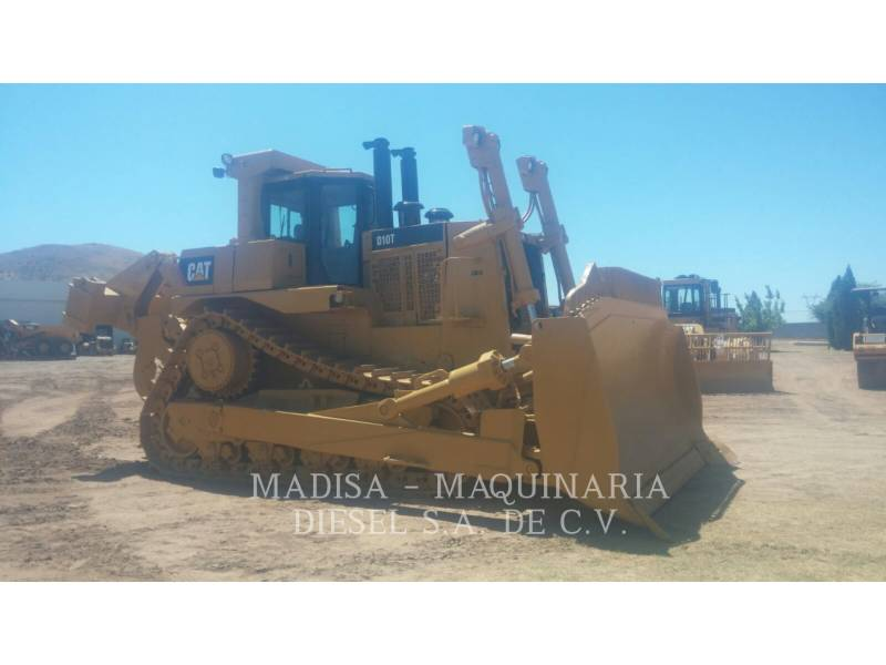 CATERPILLAR TRATOR DE ESTEIRAS DE MINERAÇÃO D10T equipment  photo 2