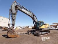 Equipment photo VOLVO CONST. EQUIP. NA, INC. 480D TRACK EXCAVATORS 1