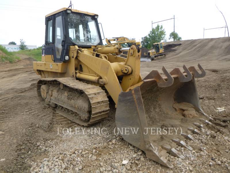Caterpillar ÎNCĂRCĂTOARE CU ŞENILE 963CLGP equipment  photo 4