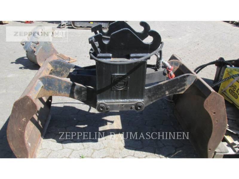 CATERPILLAR TRACK EXCAVATORS 308ECRSB equipment  photo 14