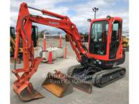Equipment photo KUBOTA CORPORATION KX91-3 TRACK EXCAVATORS 1