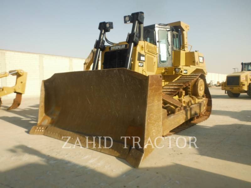 CATERPILLAR TRACTORES DE CADENAS D 9 R equipment  photo 2
