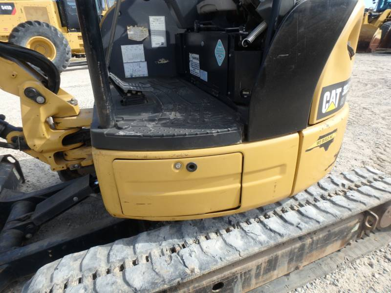CATERPILLAR TRACK EXCAVATORS 303.5ECR equipment  photo 24