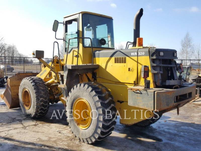 KOMATSU WHEEL LOADERS/INTEGRATED TOOLCARRIERS WA320-3H equipment  photo 2