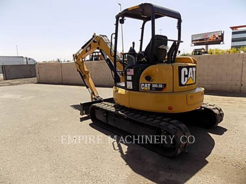 CATERPILLAR EXCAVADORAS DE CADENAS 305.5E2 OR equipment  photo 3
