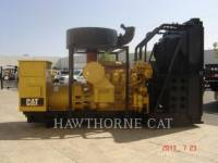 CATERPILLAR Grupos electrógenos fijos 3508B DITA equipment  photo 2