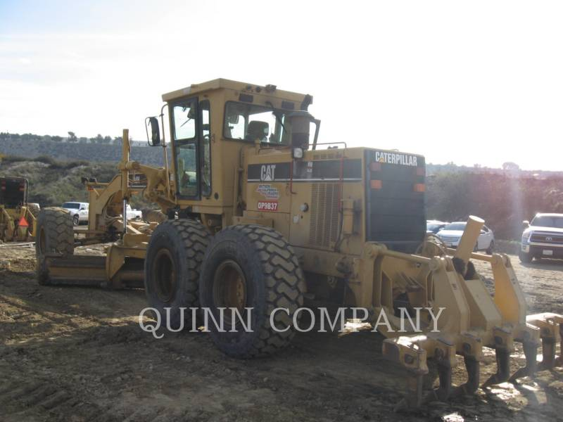 CATERPILLAR MOTORGRADER 14H equipment  photo 3
