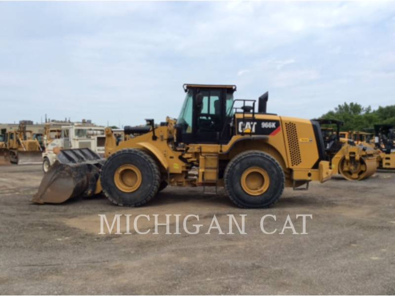 CATERPILLAR WHEEL LOADERS/INTEGRATED TOOLCARRIERS 966K Q equipment  photo 6