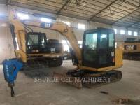 Equipment photo Caterpillar 305.5E EXCAVATOARE PE ŞENILE 1