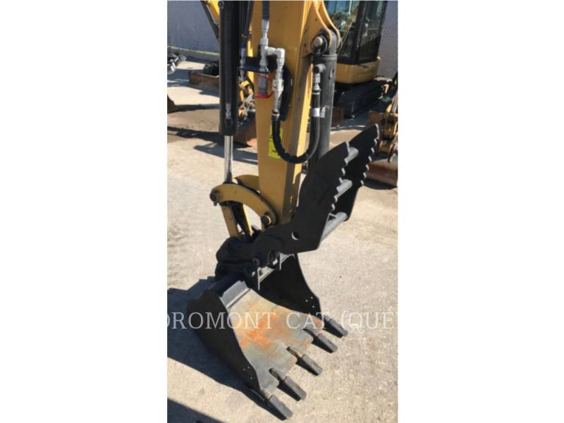 CATERPILLAR TRACK EXCAVATORS 305E2CR equipment  photo 7