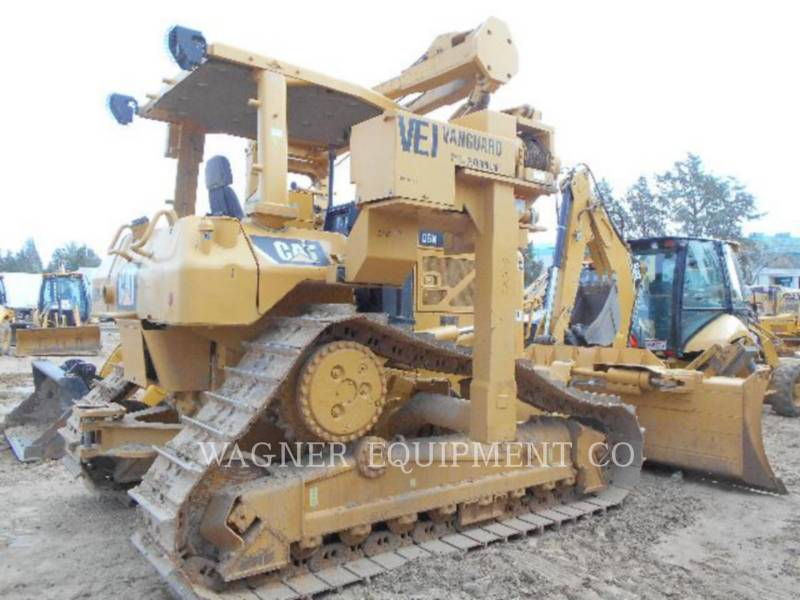 CATERPILLAR TRACK TYPE TRACTORS D6N LGP PL equipment  photo 2