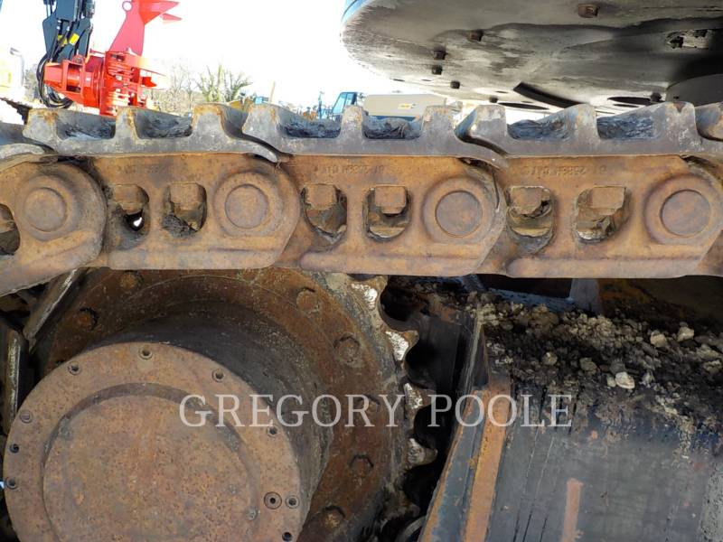 CATERPILLAR FORESTRY - FELLER BUNCHERS - TRACK 521B equipment  photo 12