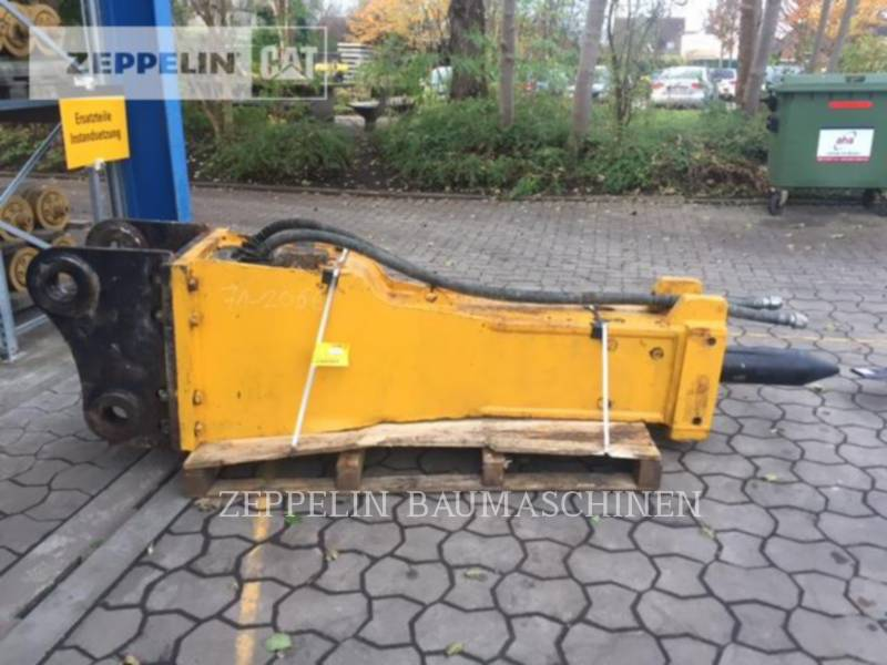 ATLAS-COPCO HERRAMIENTA DE TRABAJO - MARTILLO HB 2200 Dust equipment  photo 1
