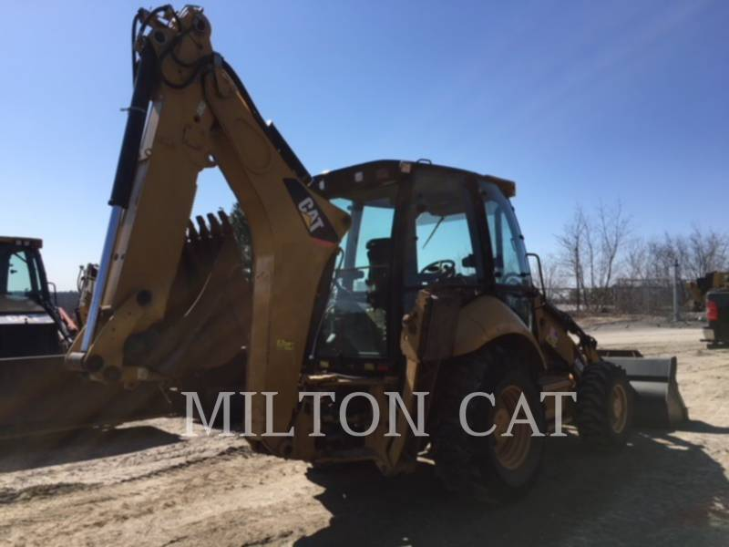 CATERPILLAR CHARGEUSES-PELLETEUSES 420E IT equipment  photo 7