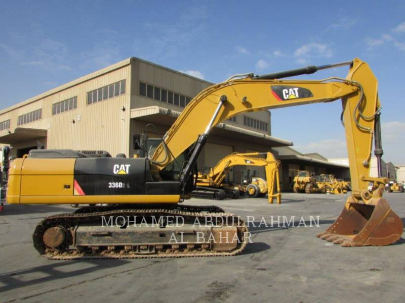 CATERPILLAR KETTEN-HYDRAULIKBAGGER 336 D2 L REACH equipment  photo 6