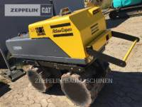 Equipment photo ATLAS-COPCO LP8504 COMPATTATORI 1