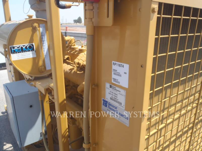 CATERPILLAR STATIONARY GENERATOR SETS G3406NA equipment  photo 16