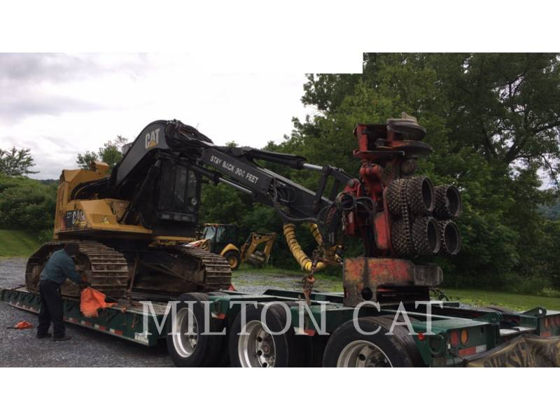 CATERPILLAR FORESTAL - COSECHADORA 501 HD equipment  photo 2