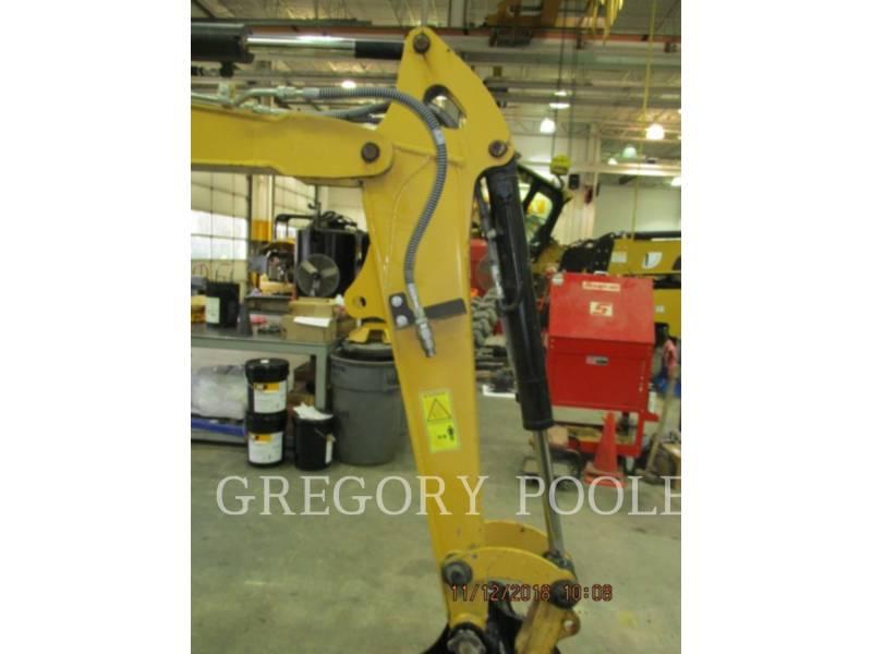 CATERPILLAR RUPSGRAAFMACHINES 303ECR equipment  photo 12