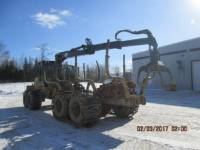 CATERPILLAR FORESTRY - FORWARDER 574 equipment  photo 6