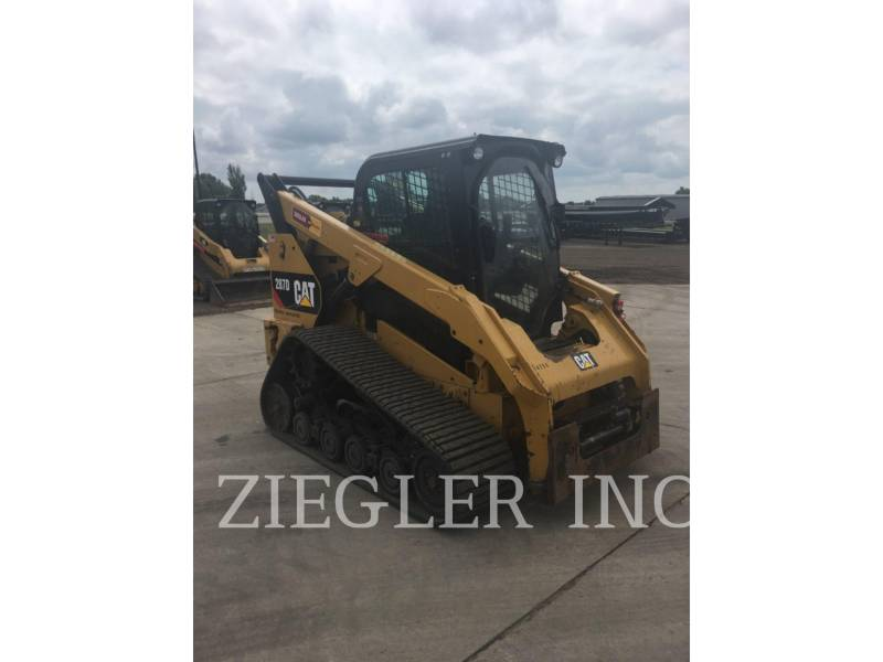 CATERPILLAR CARGADORES MULTITERRENO 287D equipment  photo 4