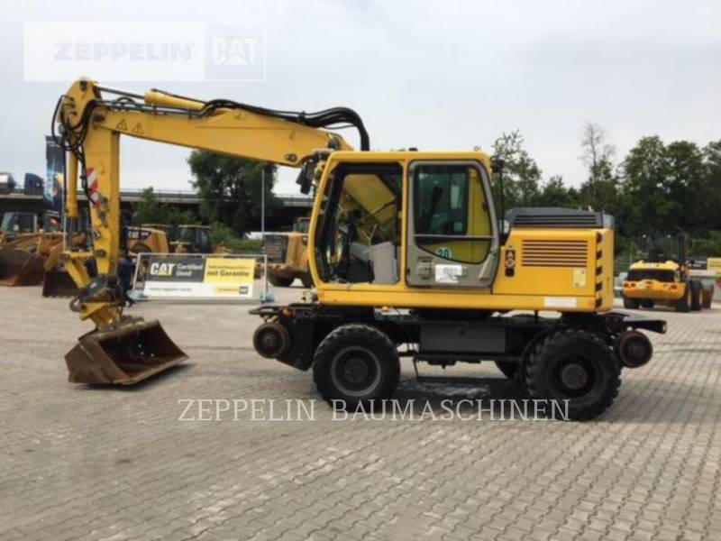 LIEBHERR WHEEL EXCAVATORS A900C ZW L equipment  photo 4