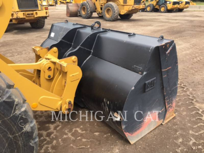 CATERPILLAR WHEEL LOADERS/INTEGRATED TOOLCARRIERS 924K RQ+ equipment  photo 19