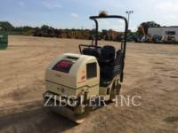Equipment photo INGERSOLL-RAND DD14 COMPACTORS 1