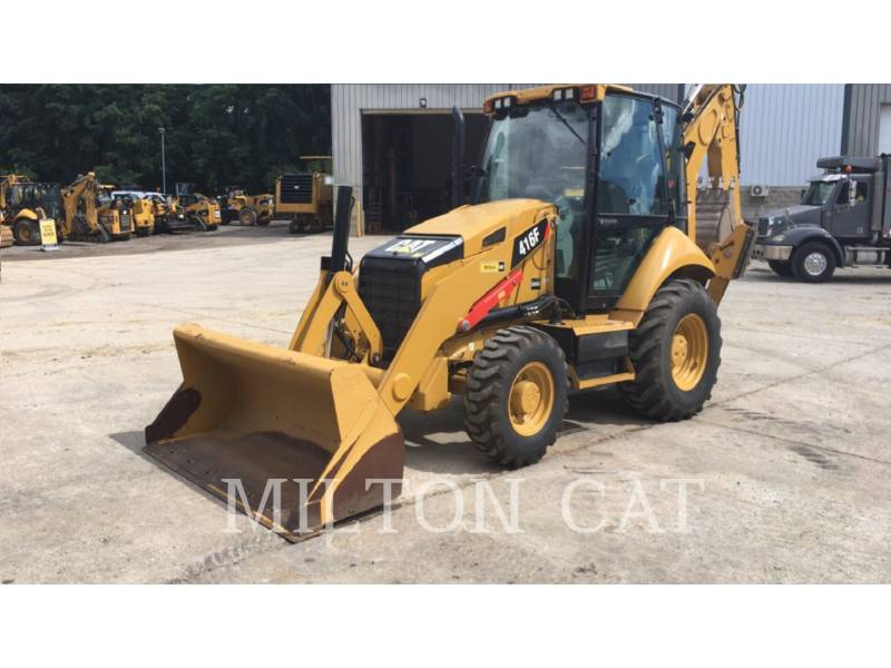 Caterpillar BULDOEXCAVATOARE 416F ST equipment  photo 1