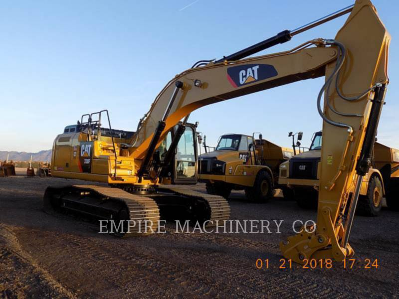 CATERPILLAR PELLES SUR CHAINES 330FL    P equipment  photo 1