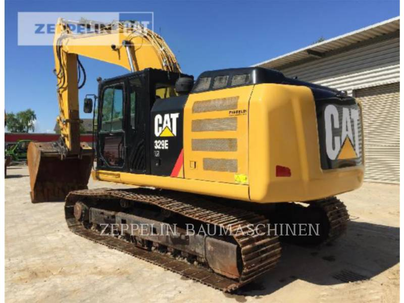 CATERPILLAR EXCAVADORAS DE CADENAS 329ELN equipment  photo 3