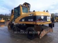 CATERPILLAR ホイール油圧ショベル M316C equipment  photo 10