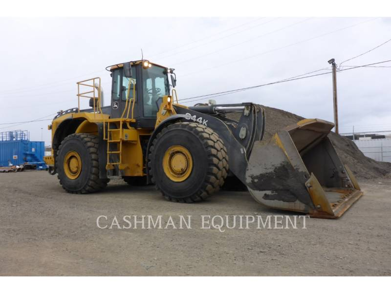 JOHN DEERE CARGADORES DE RUEDAS 844K equipment  photo 2
