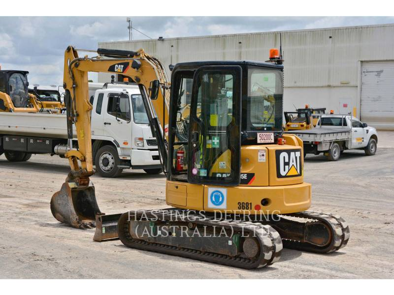 CATERPILLAR KOPARKI GĄSIENICOWE 305E CR equipment  photo 6