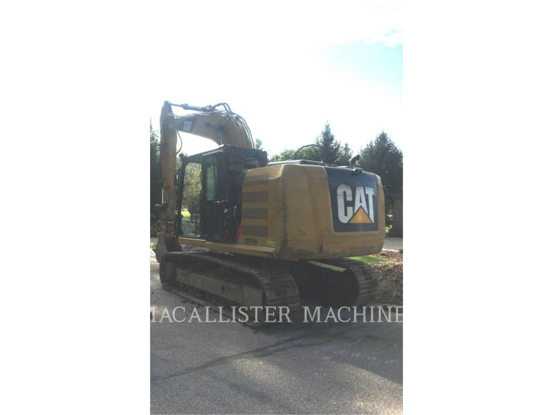 CATERPILLAR ESCAVADEIRAS 316EL equipment  photo 4