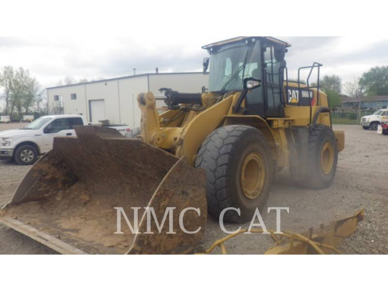 CATERPILLAR CARGADORES DE RUEDAS 966M equipment  photo 6