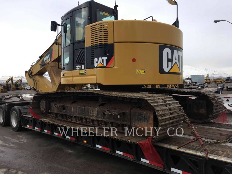 CATERPILLAR TRACK EXCAVATORS 321D LCR equipment  photo 4