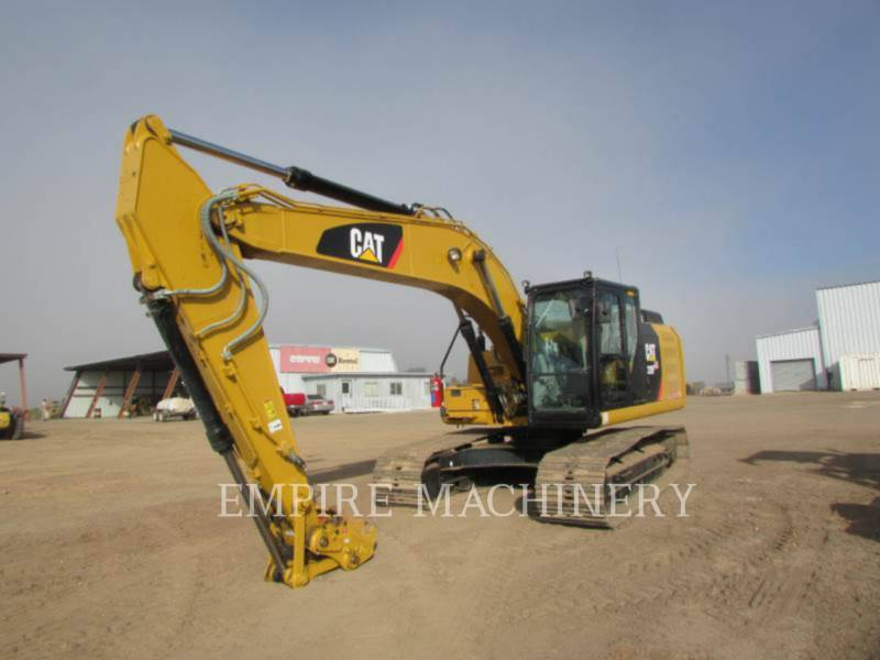 CATERPILLAR PELLES SUR CHAINES 320FL equipment  photo 4
