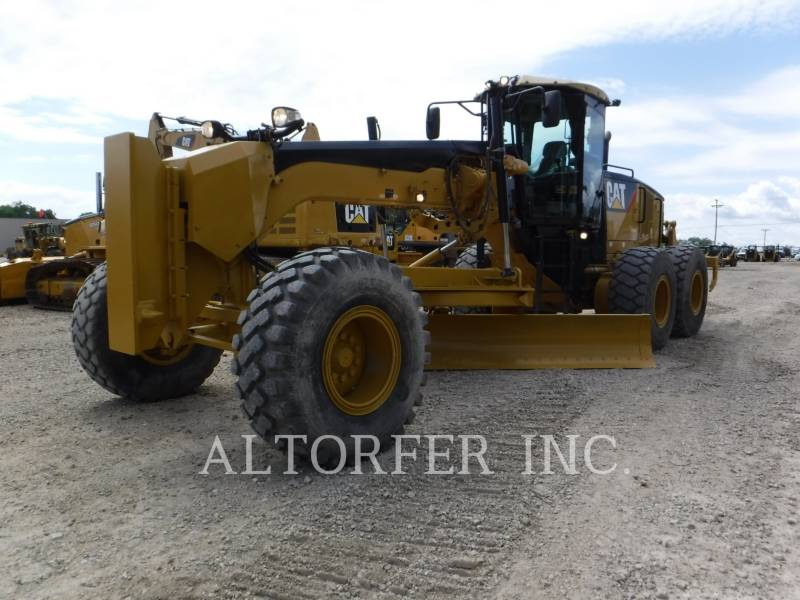 CATERPILLAR NIVELEUSES 14M equipment  photo 3